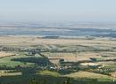 Panorama z Góry Ślęży