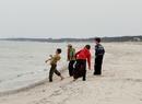 Na plażach Bałtyku