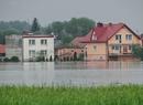 Powódź na południu Polski