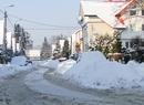 Polska w śniegu