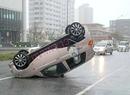Tajfun w Japonii