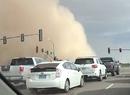 Podróż w burzę piaskową