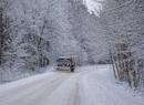 Droga przez zimę